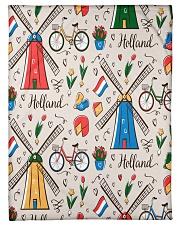 "HOLLAND Small Fleece Blanket - 30"" x 40"" front"