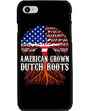 AMERICAN GROWN DUTCH ROOTS  Phone Case thumbnail