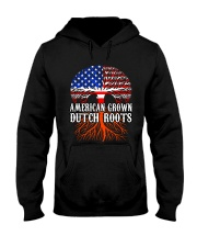 AMERICAN GROWN DUTCH ROOTS  Hooded Sweatshirt thumbnail