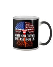 AMERICAN GROWN DUTCH ROOTS  Color Changing Mug thumbnail