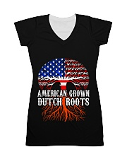 AMERICAN GROWN DUTCH ROOTS  All-over Dress thumbnail