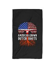 AMERICAN GROWN DUTCH ROOTS  Hand Towel thumbnail