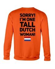TALL DUTCH WOMAN Crewneck Sweatshirt thumbnail