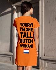 TALL DUTCH WOMAN All-over Dress aos-dress-back-lifestyle-1