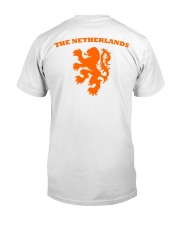 THE NETHERLANDS Classic T-Shirt back