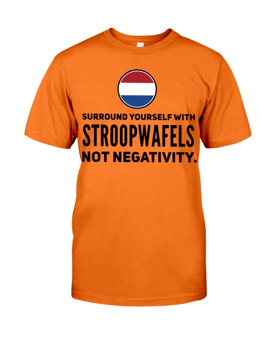 STROOPWAFELS FUNNY Classic T-Shirt