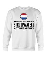 STROOPWAFELS FUNNY Crewneck Sweatshirt thumbnail