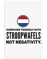 STROOPWAFELS FUNNY 11x17 Poster thumbnail