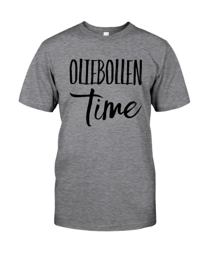 DUTCH OLIEBOLLEN TIME