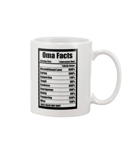 DUTCH OMA FACTS