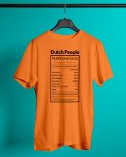 DUTCH PEOPLE NUTRITIONAL FACTS Classic T-Shirt lifestyle-mens-crewneck-front-3