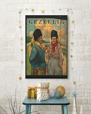 GEZELLIG IT'S A DUTCH THING YOU WOULDN'T UNDERSTA 16x24 Poster lifestyle-holiday-poster-3