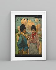 GEZELLIG IT'S A DUTCH THING YOU WOULDN'T UNDERSTA 16x24 Poster lifestyle-poster-5
