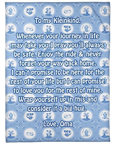 TO MY KLEINKIND