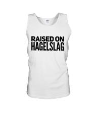 RAISED ON HAGELSLAG Unisex Tank thumbnail