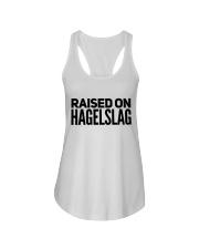 RAISED ON HAGELSLAG Ladies Flowy Tank thumbnail