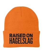 RAISED ON HAGELSLAG Knit Beanie front