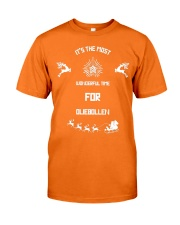 IT'S THE MOST WONDERFUL TIME FOR OLIEBOLLEN Classic T-Shirt front