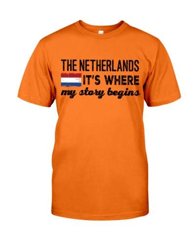 THE NETHERLANDS STORY