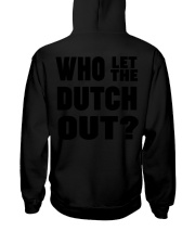 WHO LET THE DUTCH OUT Hooded Sweatshirt thumbnail
