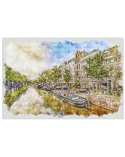AMSTERDAM NETHERLANDS TRAVEL POSTER 17x11 Poster front
