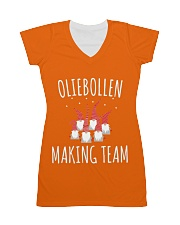 OLIEBOLLEN MAKING TEAM All-over Dress thumbnail