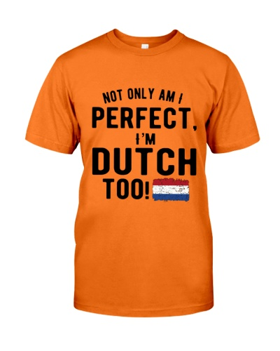 PERFECT AND DUTCH
