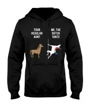 YOUR REGULAR AUNT ME THE DUTCH TANTE Hooded Sweatshirt thumbnail