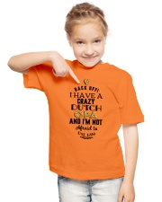 DUTCH OPA Youth T-Shirt lifestyle-youth-tshirt-front-2