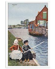 VOLENDAM VINTAGE  11x17 Poster front