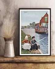 VOLENDAM VINTAGE  11x17 Poster lifestyle-poster-3