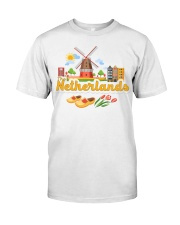 THE NETHERLANDS Classic T-Shirt thumbnail