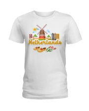 THE NETHERLANDS Ladies T-Shirt thumbnail