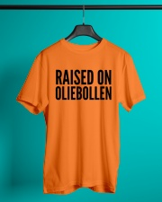 RAISED ON OLIEBOLLEN Classic T-Shirt lifestyle-mens-crewneck-front-3