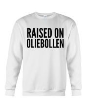 RAISED ON OLIEBOLLEN Crewneck Sweatshirt tile
