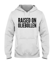 RAISED ON OLIEBOLLEN Hooded Sweatshirt thumbnail