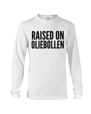 RAISED ON OLIEBOLLEN Long Sleeve Tee thumbnail