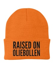 RAISED ON OLIEBOLLEN Knit Beanie tile