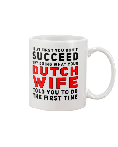 DUTCH WIFE SUCCEED