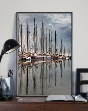 VOLENDAM THE NETHERLANDS HARBOUR POSTER 24x36 Poster lifestyle-poster-2