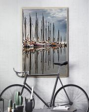 VOLENDAM THE NETHERLANDS HARBOUR POSTER 24x36 Poster lifestyle-poster-7