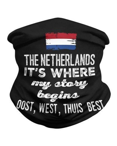 THE NETHERLANDS IT'S WHERE MY STORY
