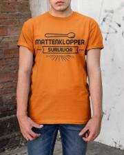 MATTENKLOPPER SURVIVOR Classic T-Shirt apparel-classic-tshirt-lifestyle-31