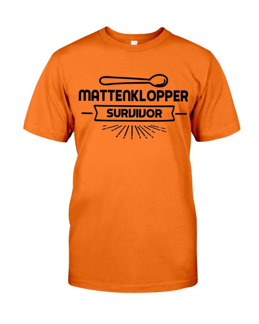 MATTENKLOPPER SURVIVOR Classic T-Shirt