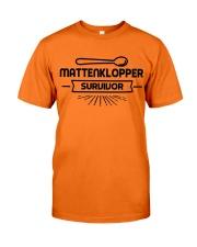 MATTENKLOPPER SURVIVOR Classic T-Shirt front