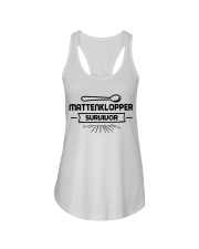 MATTENKLOPPER SURVIVOR Ladies Flowy Tank thumbnail
