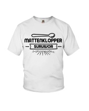 MATTENKLOPPER SURVIVOR Youth T-Shirt thumbnail