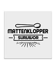 MATTENKLOPPER SURVIVOR Square Coaster thumbnail