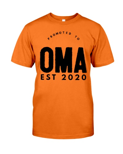 PROMOTED TO OMA EST 2020