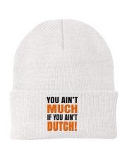 YOU AIN'T MUCH IF YOU AINT'T DUTCH Knit Beanie thumbnail